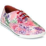 Meriggiare Pu Pink Casual Shoes -Mgfb1029S