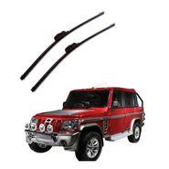 Autofurnish Frameless Wiper Blades for Mahindra Armada (D)12