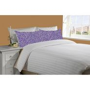 Mesleep White Double Bed Sheet With 2 Pillow Covers- SS-Pillow-02-03