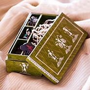 ExclusiveLane Multi-Utlity Jewelry Cum Knick Knack Box