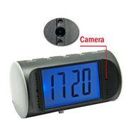 NPC 8 Hrs Recording Security Clock Camera