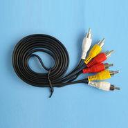 NPC High Quality 3Rca Cable- 10 Mts, Copper Clad