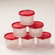 Pack of 6 Cutting Edge Containers - Big