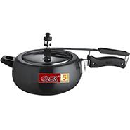 Ok Titano Pressure Cooker (Handi) Hard Anodised-PCHHA4 - Black