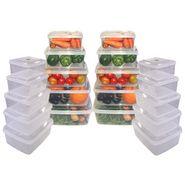 Chetan Fresh Pack 20 Pcset Storage Rectangular Boxes
