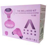 Star Health The Wellness Kit - Multi Accessories Massage System