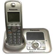 Panasonic KX-TG-3721SX Cordless Phone - Silver