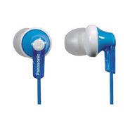 Panasonic RP-HJE118E-A In-Ear Earphone - Blue