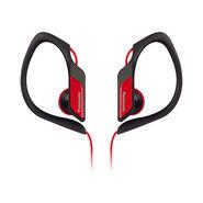 Panasonic RP-HS34E-R In-Ear Headphones - Red