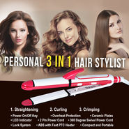 Personal 3 in 1 Hair Stylist