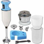 Desire Power 225 W Hand Blender - White-Blue