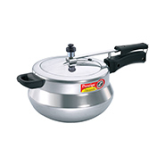 Prestige Nakshatra Plus Aluminium Polished Handi 5 Ltr (Induction Based)