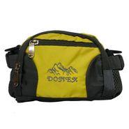 Donex Nylon Travel Accessories RSC436 -Yellow & Grey