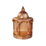 Regis Home Temple (Small) - Copper Golden