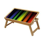 Shopper52 Foldable Wooden Study Table For Kids-STUDY012