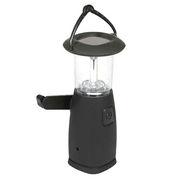 SUI DQ 9214 Solar LED Lantern - Black