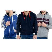 Pack of 3 Blended Cotton Hoodie Sweatshirts_Sw136