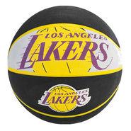 Spalding Los Angles Lakers Basketball - Size 7