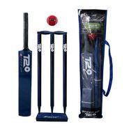 Speed Up Blue T-20 Wooden Cricket Set Size - 1