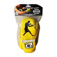 Speed Up Junior Boxing Gloves - Yellow