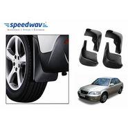 Speedwav Car Mud Flaps Set 4 pcs - Honda City Old