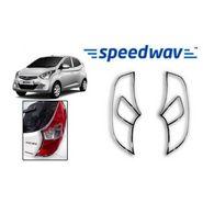 Speedwav Hyundai Eon Chrome Tail Light Molding
