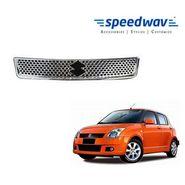 Speedwav Maruti Suzuki Swift Front Chrome Grill Covers
