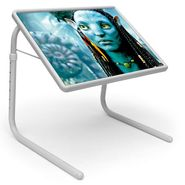 Shoper52 Designer Portable Adjustable Dinner Cum Laptop Tray Table-TABLE022