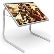 Shoper52 Designer Portable Adjustable Dinner Cum Laptop Tray Table-TABLE024