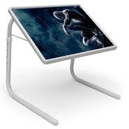 Shoper52 Designer Portable Adjustable Dinner Cum Laptop Tray Table-TABLE029