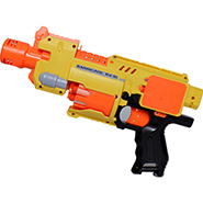 The Flyer's Bay Raging Fire Soft Bullet Gun (Semi-Auto)