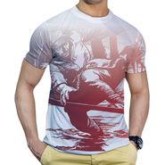 Effit Printed Casual Tshirts_Trw0621 - White