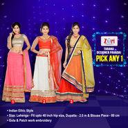 Tarana Designer Pavadai - Pick Any 1