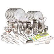 Klassic Vimal 146 Pcs Stainless Steel Dinner Set