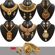 Jodha Heavy Bridal Jewellery Collection