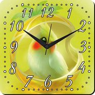meSleep Bird Digital Printed Wall Clock-WC-S-01-038