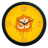 meSleep Om Wall Clock (With Glass)-WCNW-01-19