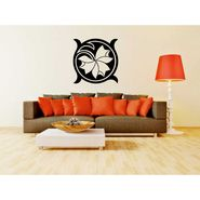 Floral Decorative Wall Sticker-WS-08-006