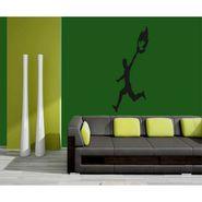 Black Men Decorative Wall Sticker-WS-08-087