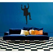 Dancing Men Decorative Wall Sticker-WS-08-120