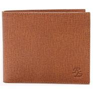 Walletsnbags Leon Leather Wallet - Brown_W 40- TN