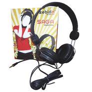 Zebion Saga Headphone (Black)