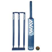 AVM Blue Cricket Kit - Size 3