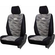 Branded Printed Car Seat Cover for Tata Indica V2 - Black