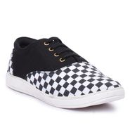 Foot n Style Canvas Multicolor Casual Shoes -Fs8003