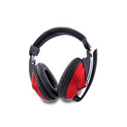 iBall TapOn X9 Clarity Headset - Red