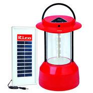 Rico SEL 1008 Solar Lantern - Red