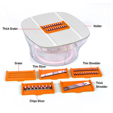 All in One Kitchen Solution with Atta Kneader