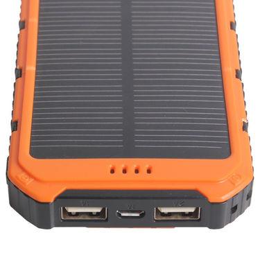 Callmate Power Bank Solar 12000 mAh - Green