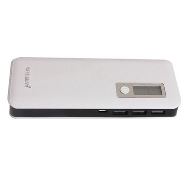 Callmate Power Bank 4L Display 16800 mAh - Black